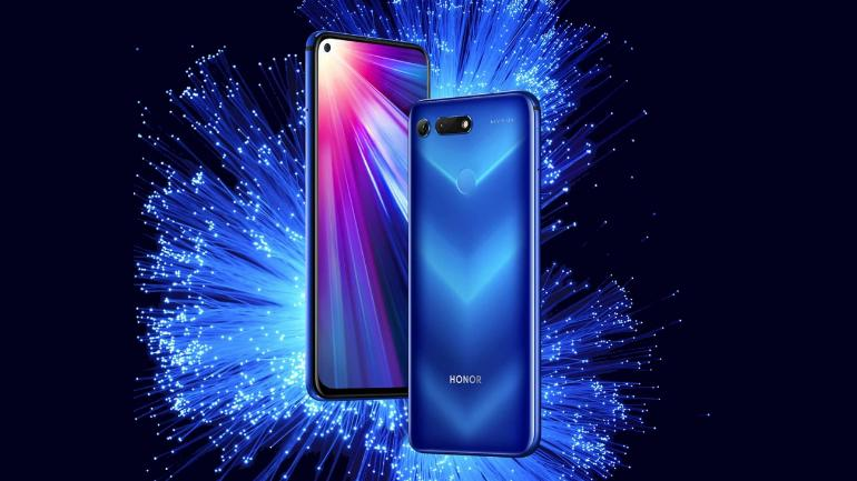 Honor V20 www.tech1english.com
