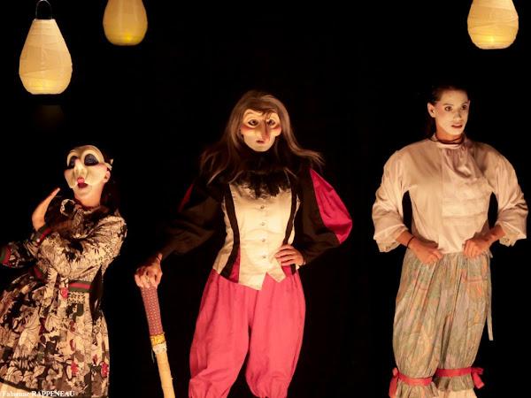 Cyrano, d'après Edmond Rostand  mise en scène de Bastien Ossart