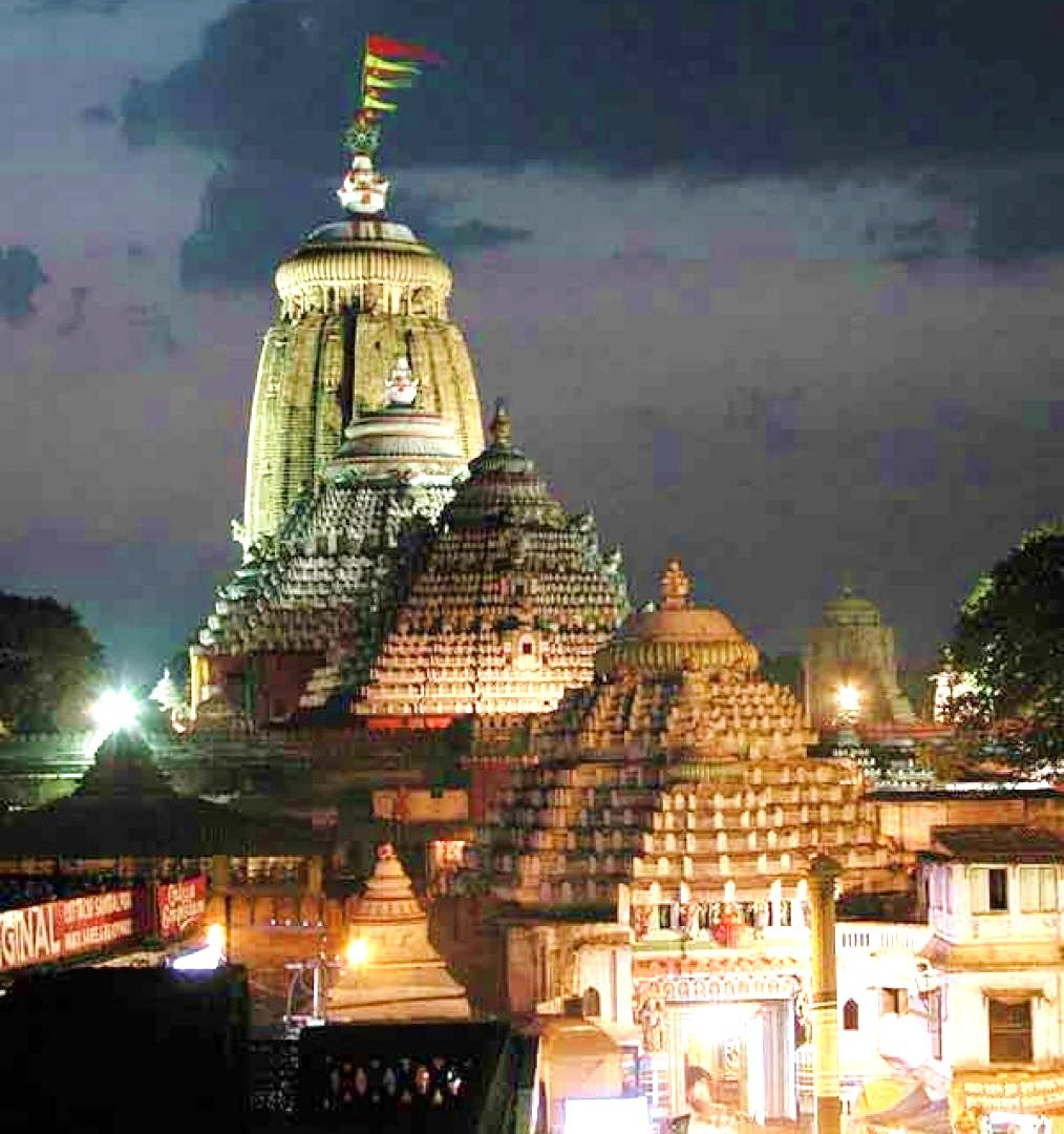 Jagannath Puri Temple Beautiful Connection To God Photos