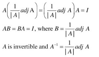 12 class Maths Notes Chapter 4 Determinants free PDF| Quick revision Notes class 12 maths