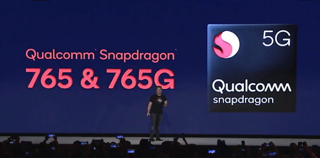 كوالكوم تكشف عن أحدث معالجاتها: Snapdragon 865 و Snapdragon 765