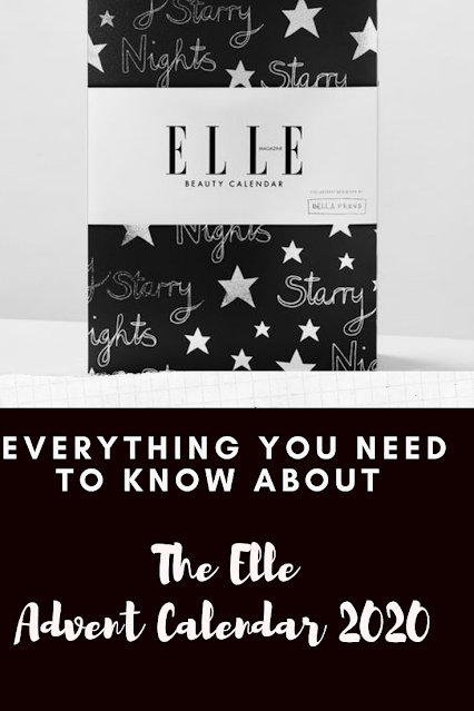 Elle Beauty Advent Calendar 2020