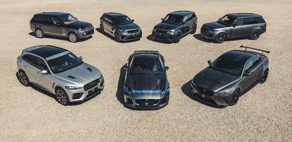 Jaguar Land Rover: 7 mẫu xe phiên bản đặc biệt đang bán chạy nhất