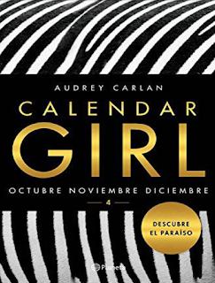 ebook libro pdf Calendar Girl Volumen 4 de Audrey Carlan