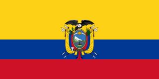 bandera Ecuador color