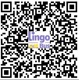 Lingo Bus 讲座群二维码