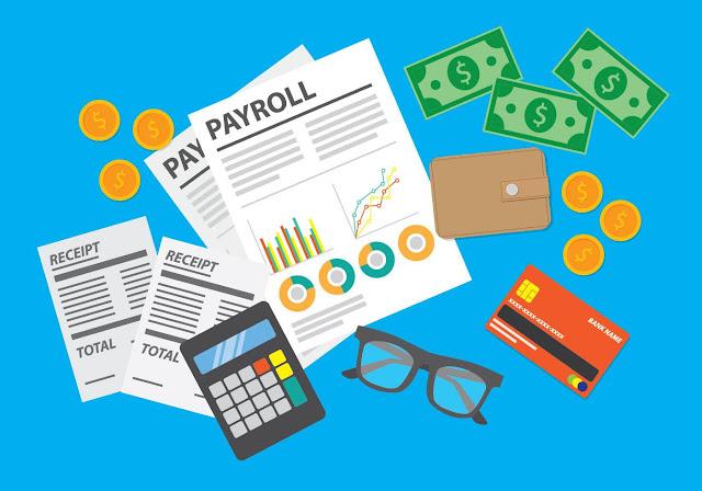 Sistem Penggajian Karyawan Dengan Software Payroll