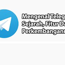Sejarah Aplikasi Telegram, Penemu Dan Perkembangannya