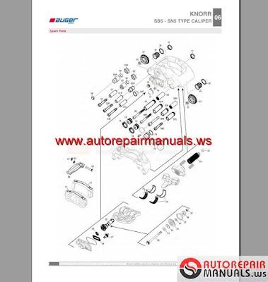 Free Auto Repair Manual : Truck, Bus, Trailer Catalog