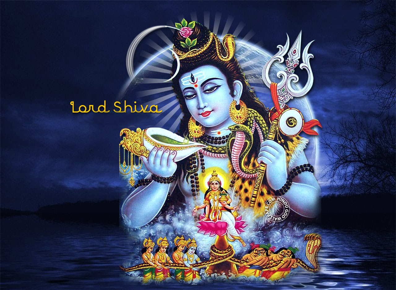 Lord Shiva Attractive Hd Wallpapers For Free Download: Lord Shiva Wallpaper And Beautiful Images