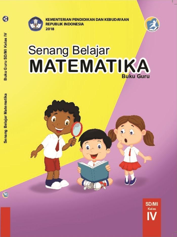 Buku Guru SD Kelas 4 Senang Belajar Matematika