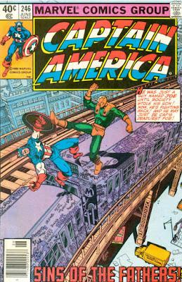 Captain America #246, A Guy Named Joe