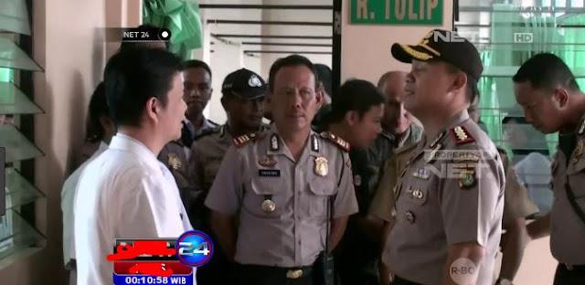 Bercanda Ngeprak Pimpinan Pakai Kecoa, Polisi Ini Malah di Pecat.