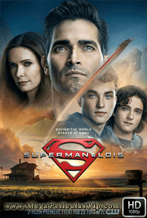 Superman & Lois Temporada 1 [1080p] [Latino-Ingles] [MEGA]