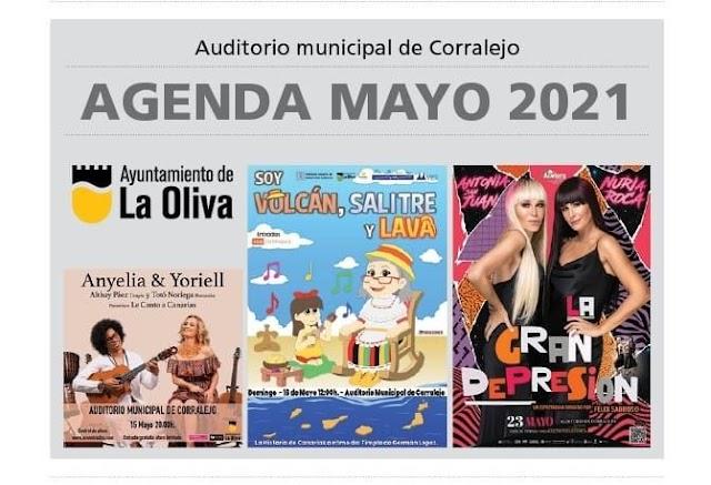 Fuerteventura.- Mayo trae al Auditorio de Corralejo la última gran obra de Antonia San Juan junto a Nuria Roca
