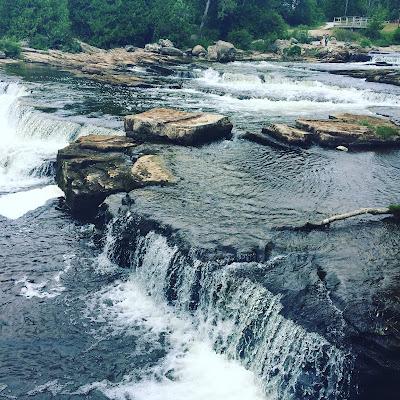 Alexandra & Co, Sauble Beach, Sauble Falls, Chutes, Ontario