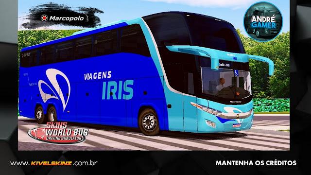 PARADISO G7 1600 LD - VIAÇÃO VIAGENS IRIS