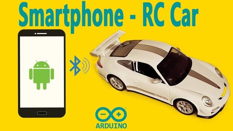 complete guide to Arduino : make Android RC Car