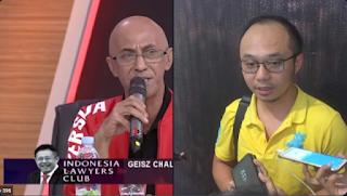 Serang Anies, Yunarto Langsung Terdiam Usai Dilumat Geisz Chalifah