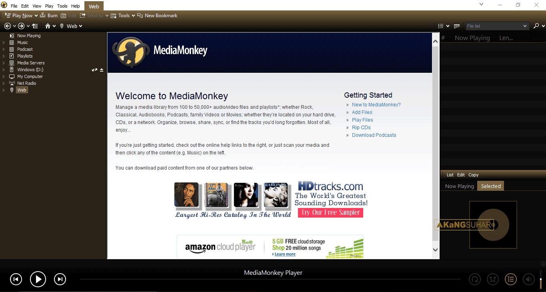 Download MediaMonkey Gold Full Version Terbaru