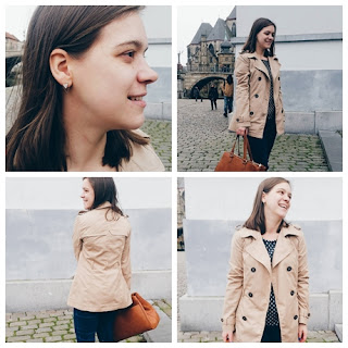 Clothes & Dreams: Instadiary: This trench's a keeper