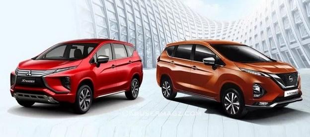 Perbedaan All New Nissan Livina 2019 dengan Mitsubishi Xpander