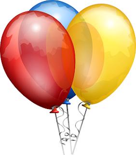 10 Lines on Balloon in Hindi