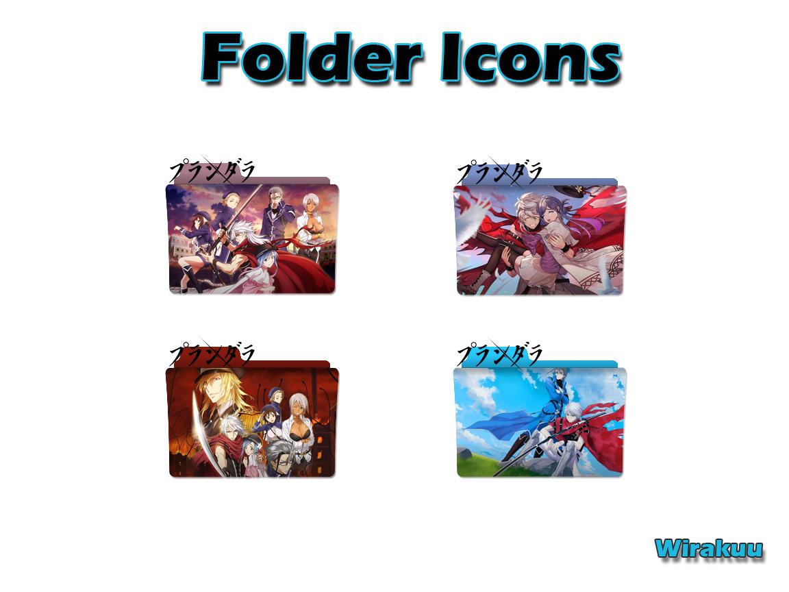 Download Folder Icons Anime Plunderer