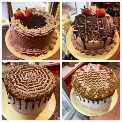 Nutella Birthday Premium Kek Resepi Cikgu Azlina Ina Pakar Buat Kek