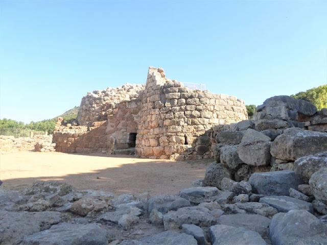 nuraghe sito palmavera Alghero