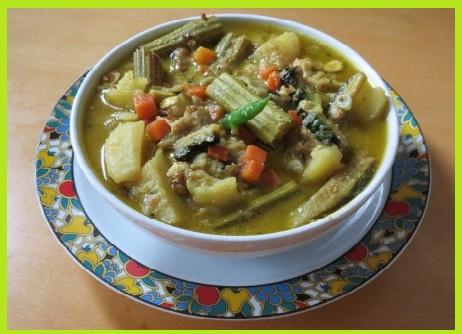 Bengali Shukto Recipe