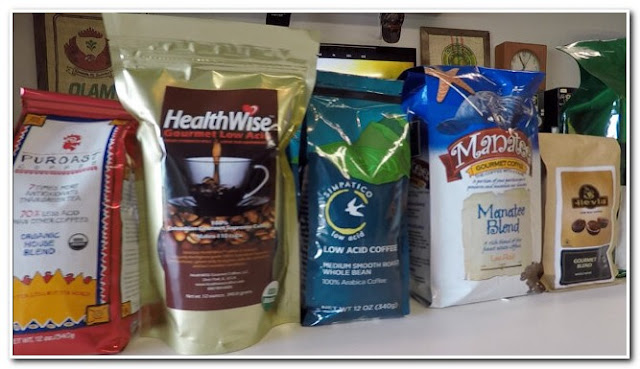 What Coffee Brands Are Low Acid