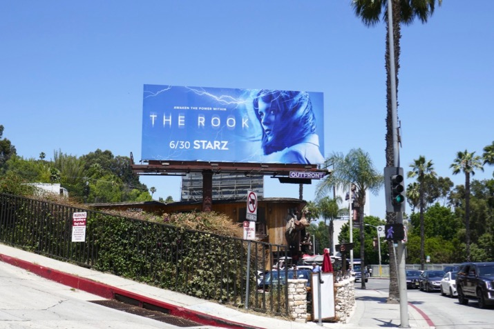 Rook Starz series billboard