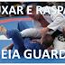 2 maneiras eficientes de puxar para meia guarda e raspar com facilidade no Jiu Jitsu