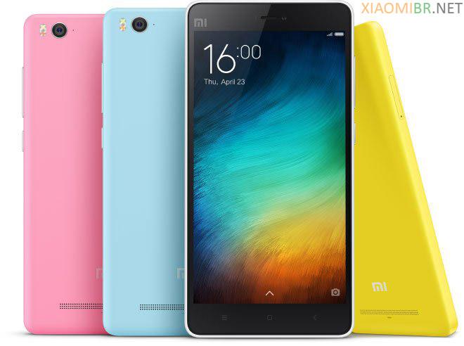 Cores Xiaomi Mi4i
