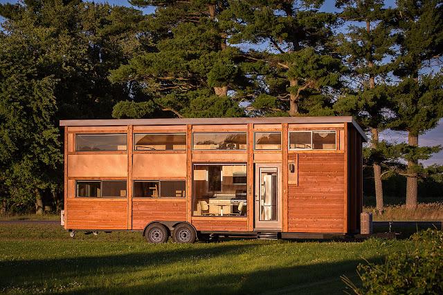 Traveler XL tiny home
