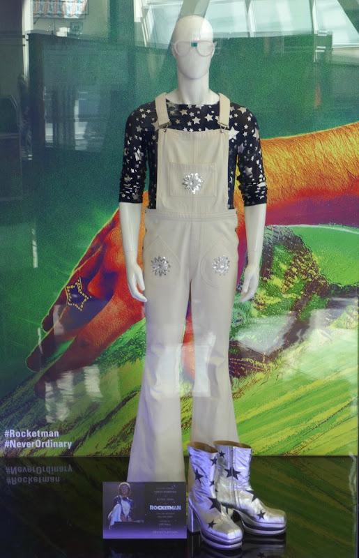 Taron Egerton Rocketman Elton John stage costume