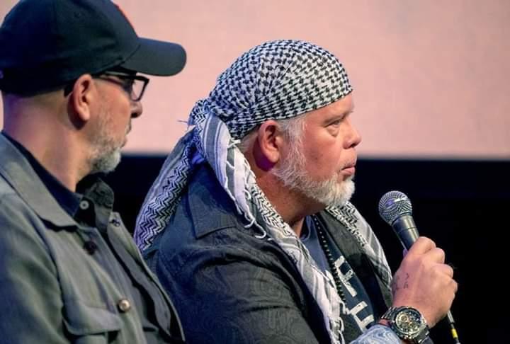 Richard McKinney Pembenci Islam Nomor Wahid yang Dapat Hidayah