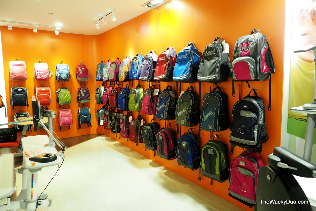 Choosing A School Bag For Primary One The Wacky Duo Singapore