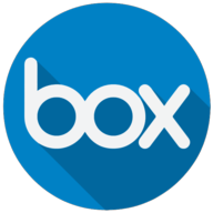 box colorful icon