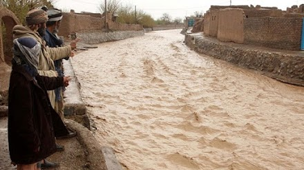Σκοτώθηκαν 14 άνθρωποι λόγω πλημμυρών στην επαρχία Χεράτ του Αφγανιστάν.