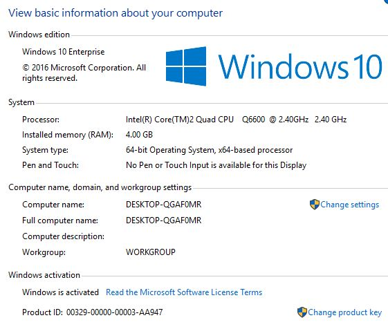 Wholesale Computers: SAR 350 / Quad Core with Windows 10:-: HP Tower