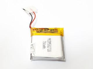 Baterai Smartwatch Setracker Q12 MCOM Seri 582728 700mAh