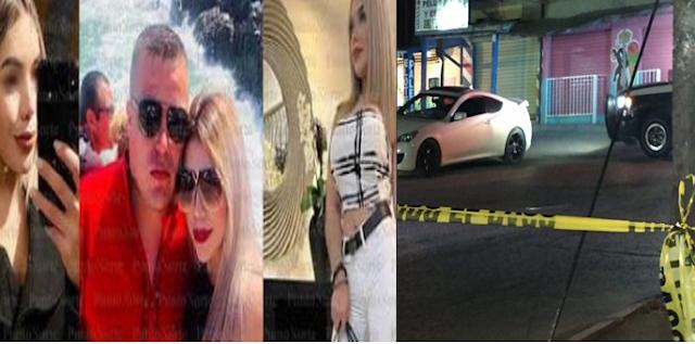 """Ejecutan en Tijuana a la hermosa Stephanie  ex viuda de """"El Güero Canesten"""" ex líder del CJNG"""