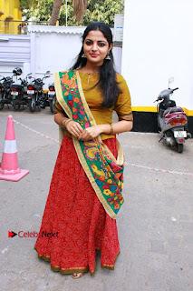 Actress Nikhila Vimal Stills at Panjumittai Audio & Trailer Launch  0010.jpg
