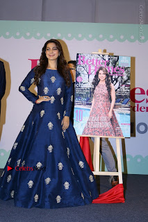 Bollywood Actress Juhi Chawla Launchs Better Homes 10th Anniversary Celetion Cover  0024.JPG
