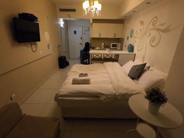 hotel em Jerusalém