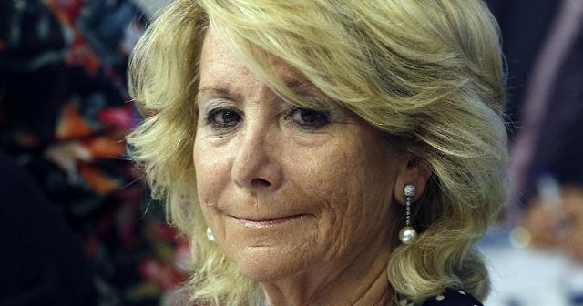 Esperanza Aguirre pide al juez que de por finalizada la investigación de la Púnica