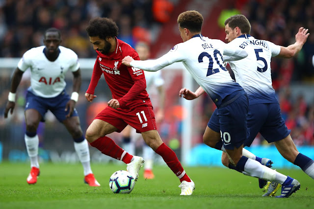 Liverpool host Spurs in a crucial Premier League match on Sunday in the Premier League