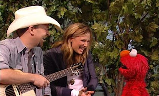 Sugarland and Elmo sing songs. Sesame Street The Best of Elmo 3